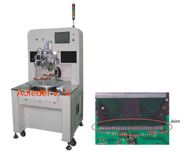Programmable FFC/ FPC Soldering Machine With Hot Bar, Pulse Heat Pcb Welding Machine, CWPP-2A