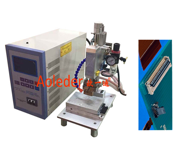 Pulsed Heat Process Technology Hot Bar Soldering Mahcine,CWPDY