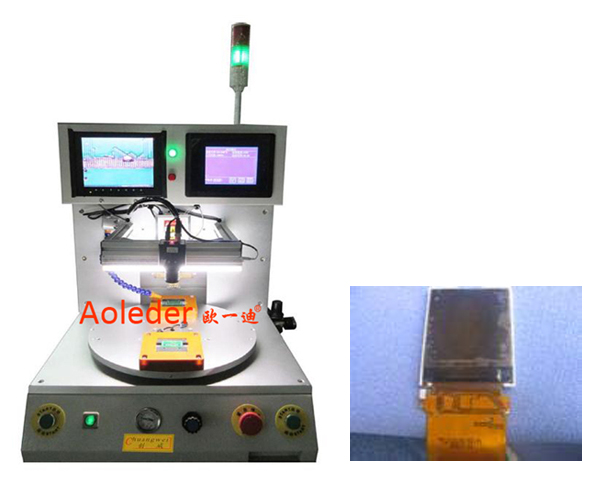 Micro Soldering Machine,Automatic CCD + LCD Monitor Hotbar Soldering Robot,CWPC-3A