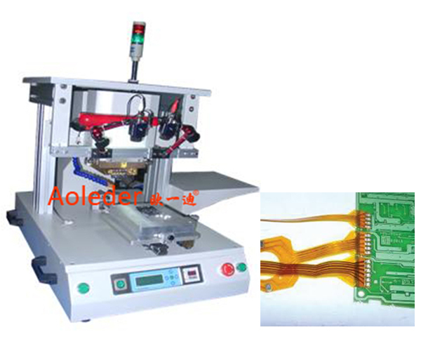 Electronic Bonding  Equipment  Soldering Station for PCB FPC