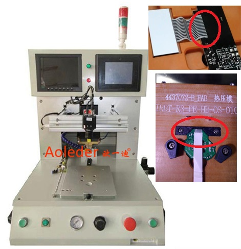 FFC Hot Bar Soldering Equipment,CWPP-3A