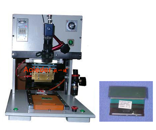 Automated Hot Bar Soldering Machine Tab to PCB, HSC to LCD or Tab,CWHP-1S