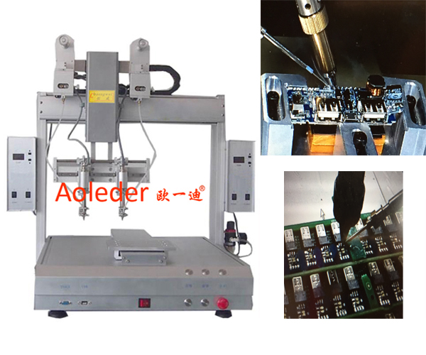 PCB Circuit Boards Automatic Soldering Machine  Welding Machine,CWDH-321
