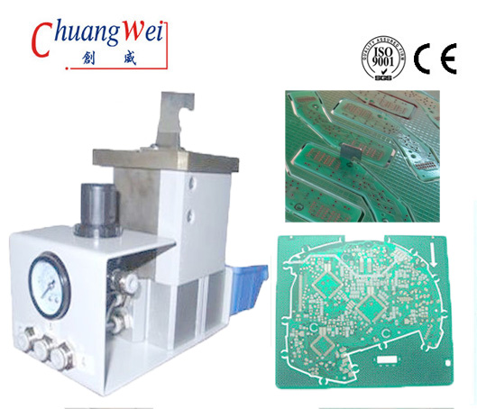 PCB Nibbler PCB Depaneling Machine Cutting Different Shape PCB Separator,CWV-LT