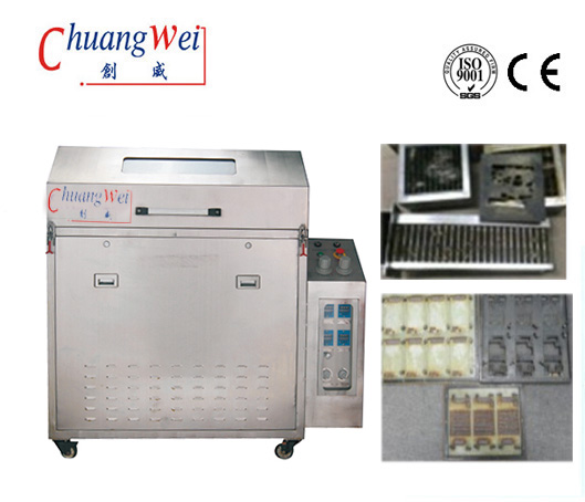 Fixture Washing Machine of Jig Grease Flux Rosin, Cleaning Machine Suppliers, CW-5100