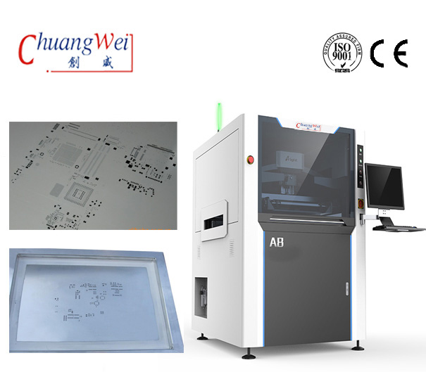 Surface Mount Process-PCB Printing Machine,CW-A8