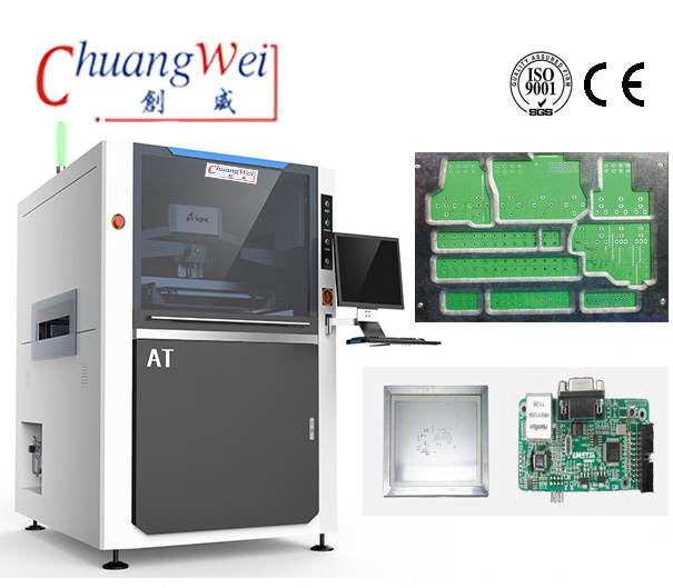 High Quality Vision Solder Paste Printer Products Printing Equipment,CW-AT