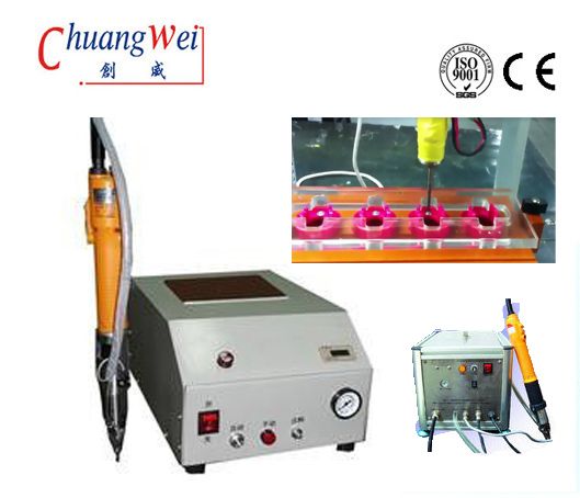 Low Price Desktop Electric Screw Locking Machine Screw Tightening Equipment,CWSM-H