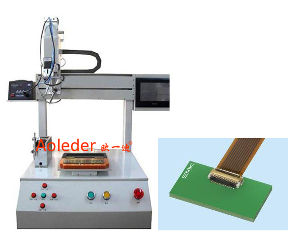 Hot bar soldering machine,CWPP-1D