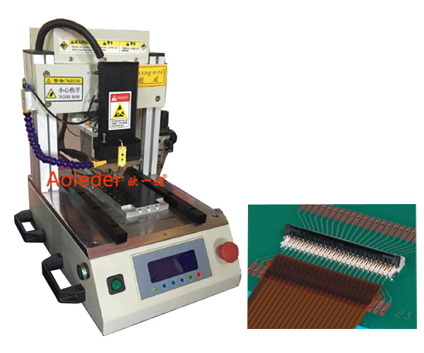 Hot Bar Pulse Heat Soldering Machine for FFC FPC PCB,CWPP-1S