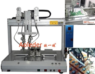 PCB  Dual  Soldering Machine,CWLS-1A