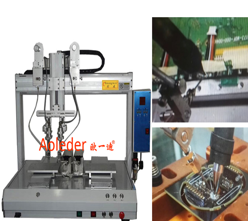 High Speed Soldering Equipment,CWDH-321