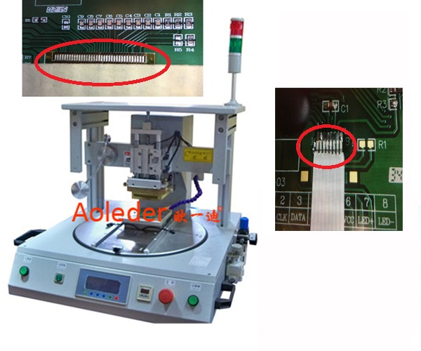 FPC/FFC Pulse Heat Bonding Machine,CWPC-1A