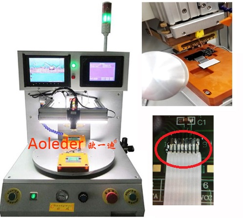 Auto Bonding Machine for A Variety of High Density,CWPC-3A