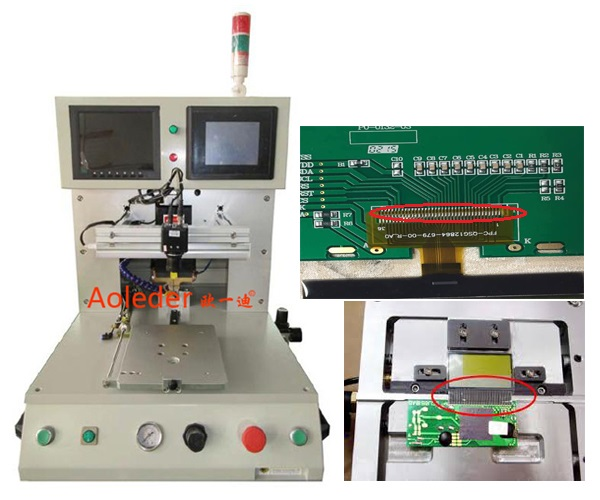 FPC Heat Intelligent Bonding Machine,CWPC-1A
