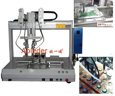 PC Board Hot Bar Automatic Soldering Robot Machine,CWDH-321