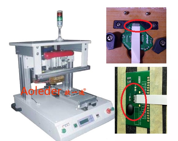 FFC To PCB Board Soldering  Machine,CWPP-1S