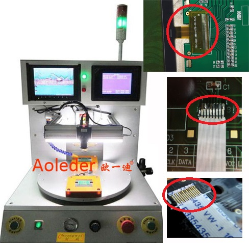 Soldering Robot Pulse Thermode Hot Bar Soldering