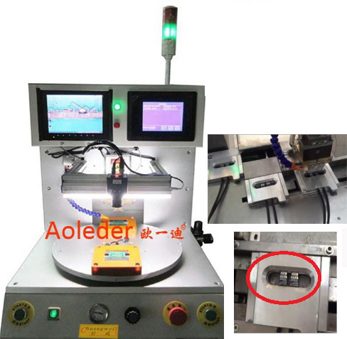 Connector/USB/Wire Hotbar Machine Bonding Machine,CWPC-3A