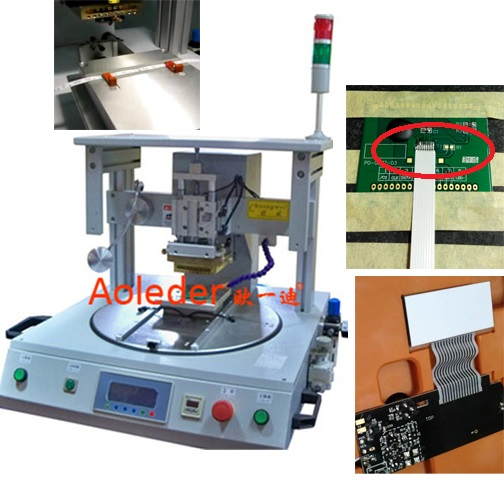 Automatic  Hotbar Soldering Machine for FFC HSC FPC PCB,CWPC-1A