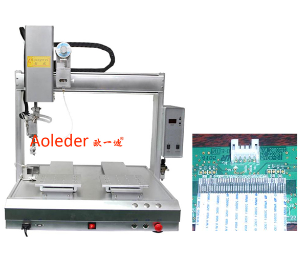 Soldering Robots-SMT,PCB Manufacturing Products & Services, CWDH-412