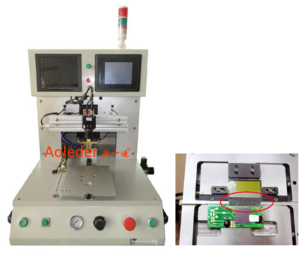 HSC Tin Auto Bonding Machine,CWPP-3A