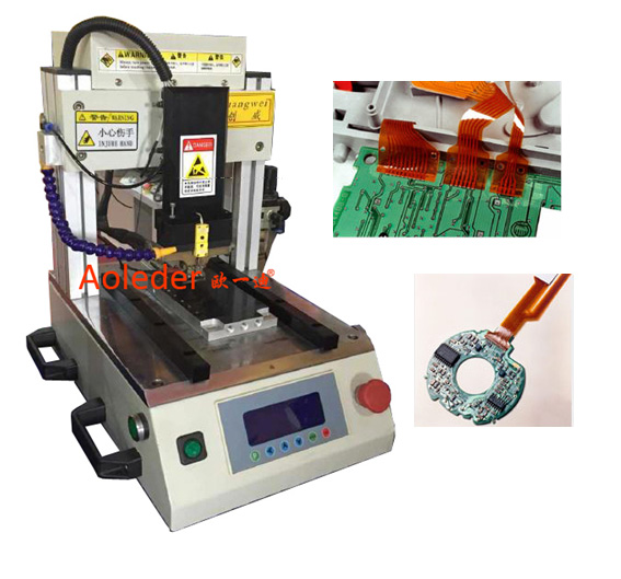 Hot-bar Soldering Machine,FPC Hotbar Soldering Machine, FFC Heat Bondng Machine,CWPP-1S