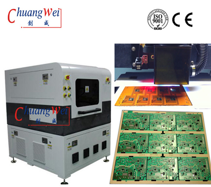 Customrized PCB FPC Laser Separator Cutting Equipment,CWVC-5L