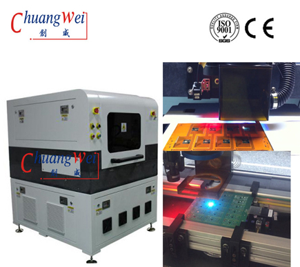 Laser Cutting Machine Supplier - Inline Laser Depanel‎izer,CWVC-5L