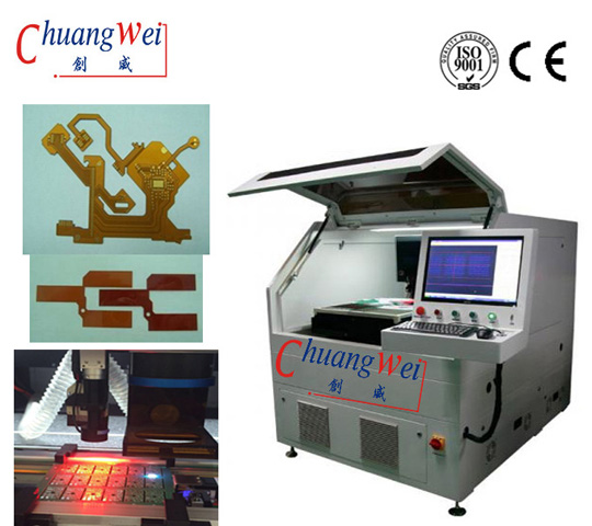 Depaneling Technology - Laser Processing - Laser Cutting Machine,CWVC-5S