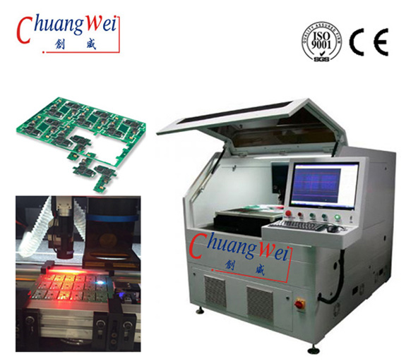 PCB Laser Separators | PCB Depanelization Systems | Assembly PCB Depaneling,CWVC-5S