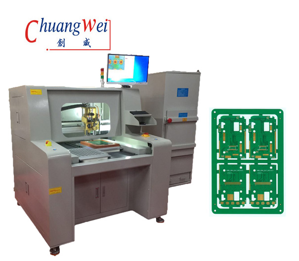 PCB Singulation PCB Routing Equipment with Windows 7 System,CW-F04
