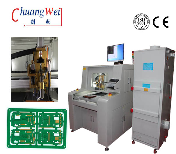 PCB Singulation Machine PCB Separator Quality PCB Separator & PCB Depaneling Manufacturer‎&Supplier,CW-F04