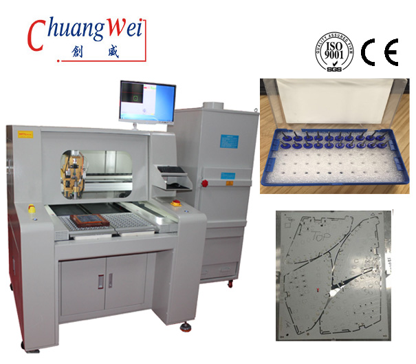 PCB Separator Machine PCB Machine Price PCB Board Depaneling Equipment,CW-F04