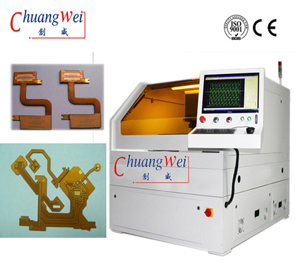FPC Separator - PCB Separator, PCB Depaneling On Sale, Pcb Cutting Machine ,CWVC-5S