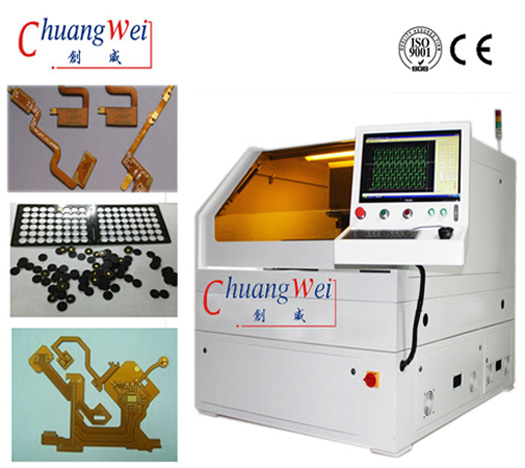 Laser FPC Cutting Machine,FPC Laser Depaneling Equipment,CWVC-5S