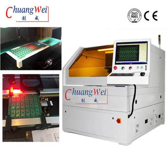 High Quality PCB Laser Separator,PCB Depaneling Supplier&Seller, CWVC-5S