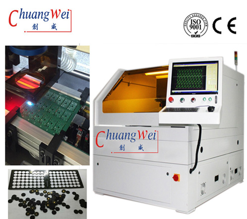 Fpc Laser Depaneling, China Fpc Depaneling Manufacturers, Suppliers, CWVC-5S