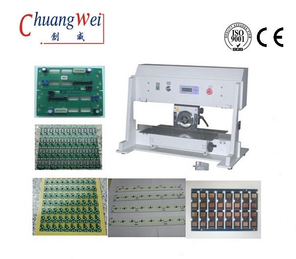 PCB Cutting Machine/PCB Separator  PCB Depanelizer/LED Strip Separator,CWV-1A