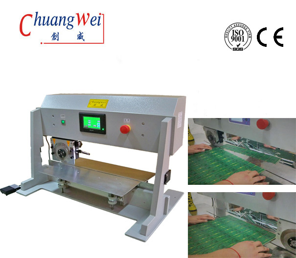 PCB Separator PCB Depaneling Machine Supplier ,CWV-1A
