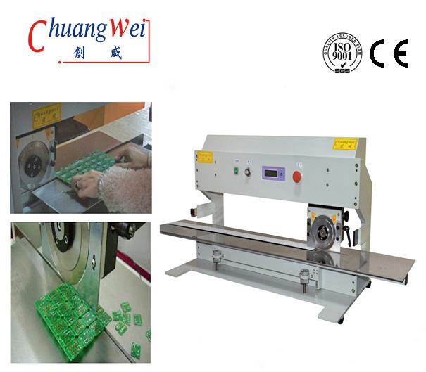 PCB Cutting Machine/PCB Depaneling Machine/PCB Separator, CWV-1A