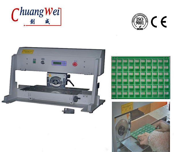 Automatic V Cut PCB Separator Machine Depaneling,CWV-1A