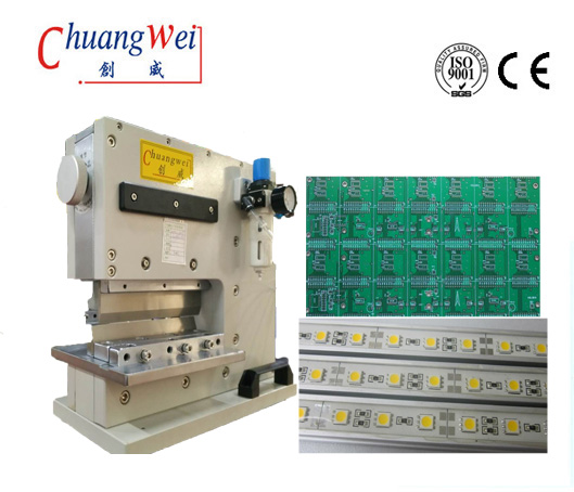 Factory Made PCB Cutting Machine For Aluminum Board, PCB Separator ,CWVC-200