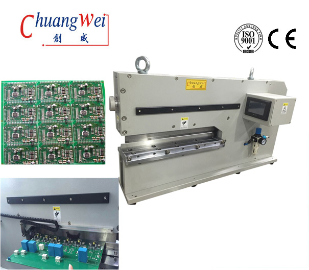 Cutting Machine Depaneling Machine Saparator for PCB Supplier,CWVC-480