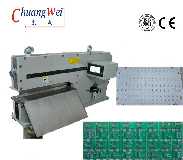 China PCB Cutter PCB Singulation Machine ,CWVC-480