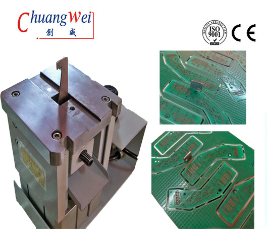 Hook Blade Printed Circuit Board PCB Nibbler Machine For PCB PCBA,CWV-LT