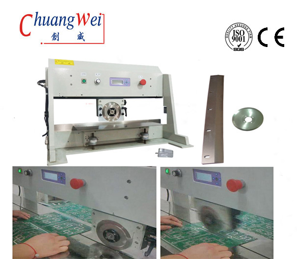 Low Cost PCB Cutting Tool PCB Separator for General Purpose,CWV-1A