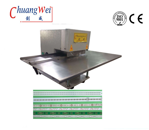 PCB Separator V-Cut PCB Depanelizer For LED Strip,CWVC-1SJ