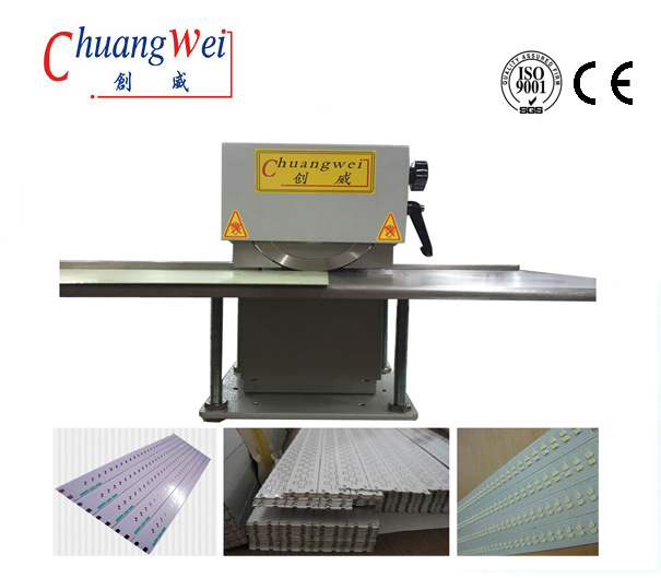 PCB Depaneling Machine V Groove PCB Separator For LED Lighting,CWVC-1SJ