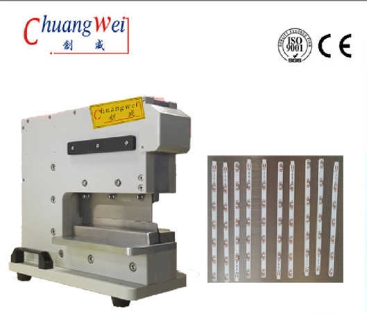 High Precision Pneumatic Pcb Depanelizer  Automatic Pcb Separator Machine,CWVC-200